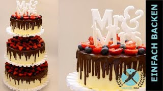 Drip Cake Ganache
