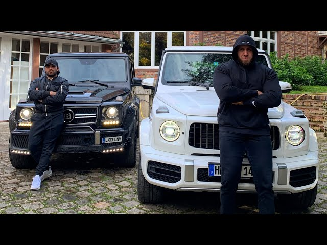 G700 BRABUS 🔥 !! JE L'ENVOIE EN ENFER 😈 !! (Feat. AKRAM)