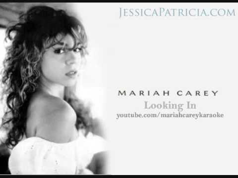 Looking In - Mariah Carey - Karaoke/Instrumental w-Lyrics to the right
