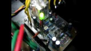 ทดสอบเพาเวอร์แอมป์ ICE120W. MOSFET 60 W./CHALNAL
