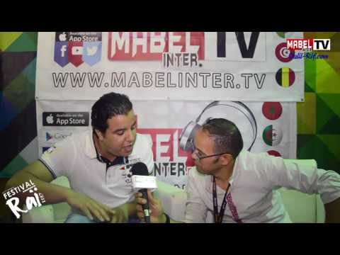 Festival international du Raï d'Oujda 2017 - Hicham Hajji