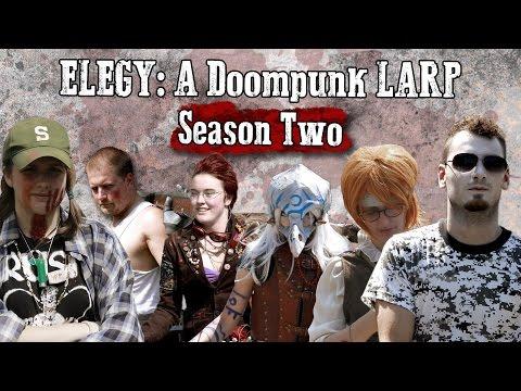 Elegy: A Doompunk LARP - Season Two
