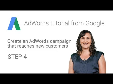 AdWords tutorial from Google - Step 4: Select the geographic locations to show your ad