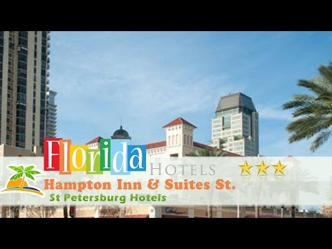 Hampton Inn & Suites Tampa Ybor City Downtown - Tampa Hotels, Florida