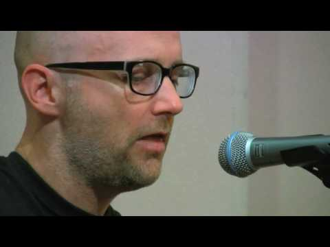 Moby - Mistake (Live On KEXP)
