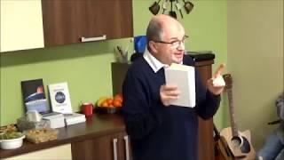 Sergej Mihal, Chrudim, Czech republic, November 2019, Kdy nastane Den Kristův