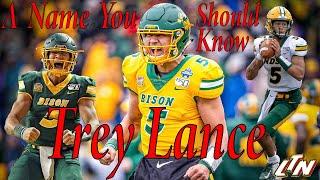 2021 NFL Draft |  A Name You Should Know:  NDSU QB Trey Lance