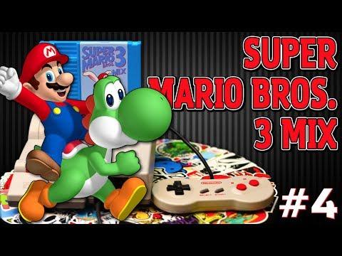 DINOSAUR LAND!   Super Mario Bros. 3 Mix {Rom Hack} #4