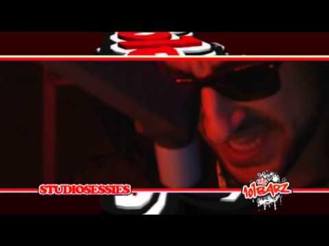 RB Djan (Studiosessie 123) @ 101Barz (2011) +MP3 DL
