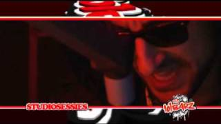 RB Djan (Studiosessie 123) @ 101Barz (2011) +MP3 DL