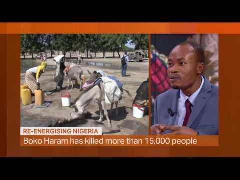 Nigerians Rebuild after Boko Haram Attacks.