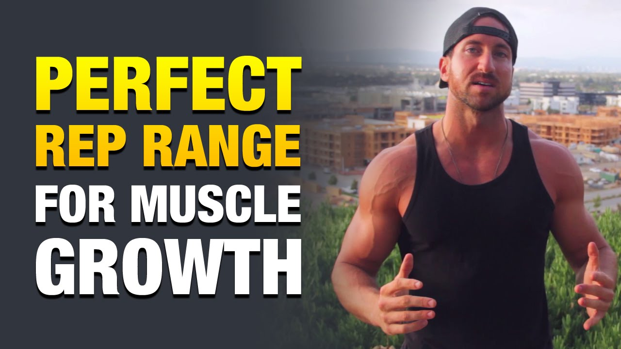How Many Reps To Build Muscle? The Perfect Rep Range