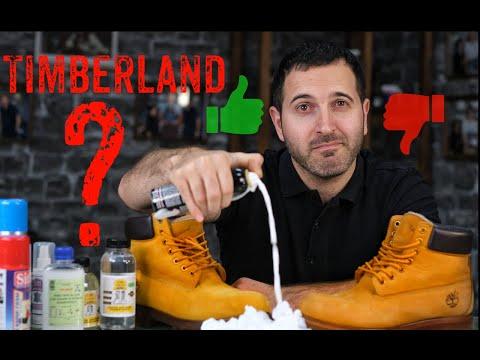 Timberland. Что это за обувь и полный курс по уходу обновлению!