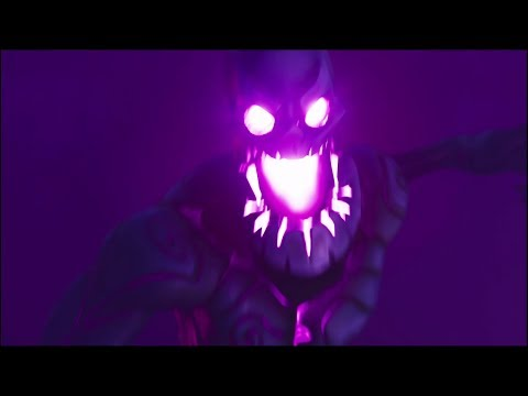 {Fortnite} | Season 6 NEW FORTNITEMARES UPDATE TRAILER AND CREEPY CUBE MONSTER ( ZOMBIE) GAMEPLAY!