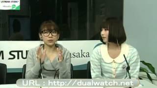 MC:時東ぁみ ゲスト:京本有加 - Captured Live on Ustream at http:...