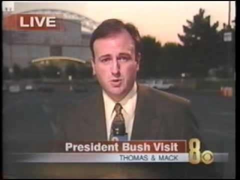 2004 President Bush Rally KLAS