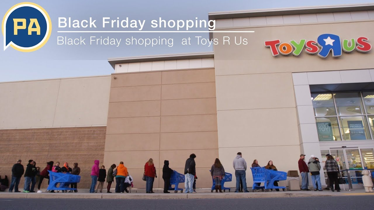 Black Friday Shopping On Thanksgiving At Toys R Us Youtube - Toys-r-us-black-friday-store-map