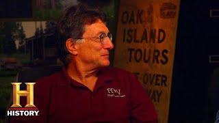 The Curse of Oak Island: Shocking Bone Fragment Uncovered (Season 5) | History