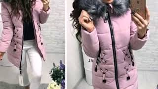 ❄💋Womens Winter Puffer Jackets & Coats/Winter Fashion Lookbook🌨🎅