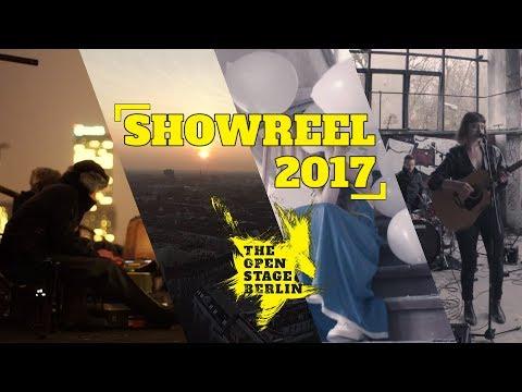 The Open Stage Berlin - Showreel - 2017 -