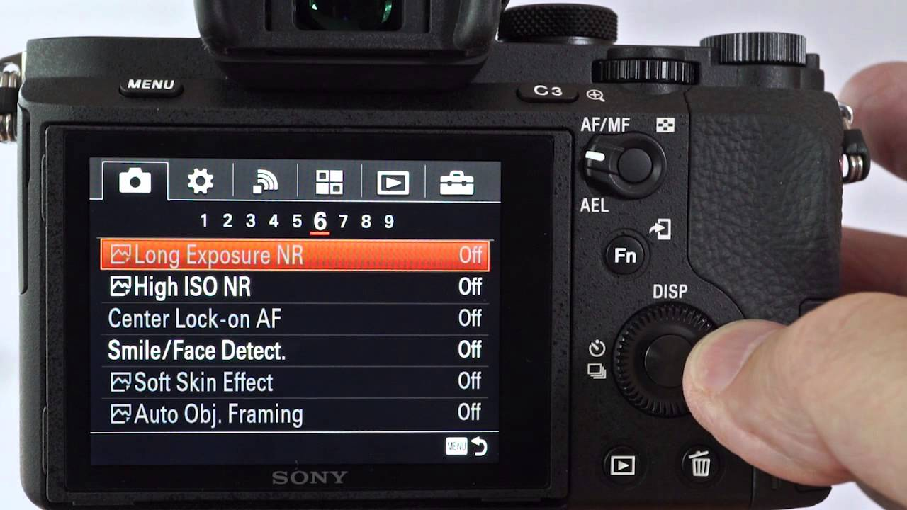 Sony Alpha A7 MKII - Phase Detection and New Features