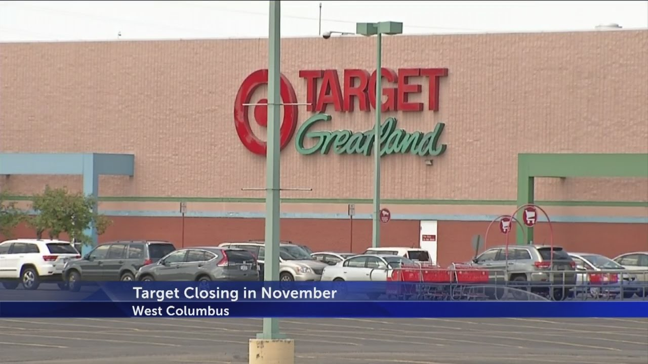 West Columbus Target Closing Later This Year
