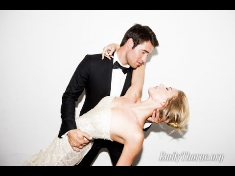 is emily and daniel from revenge still dating in real life