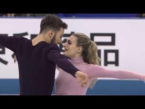 Gabriella PAPADAKIS & Guillaume CIZERON FRA Free Dance 2019 World Team Trophy