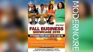Fall Business Showcase on Small Business Saturday