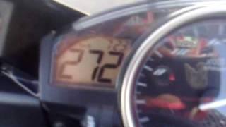 Video Yamaha r6 top speed a 273 Km/h download MP3, 3GP, MP4, WEBM, AVI, FLV Desember 2017