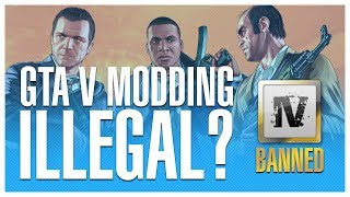 Take Two Declares GTA V Modding Illegal and Bans OpenIV
