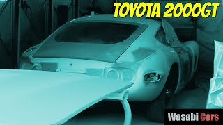 A Day Of Car-Spotting: Toyota 2000GT, DR30 Skyline, Prince Gloria, etc...