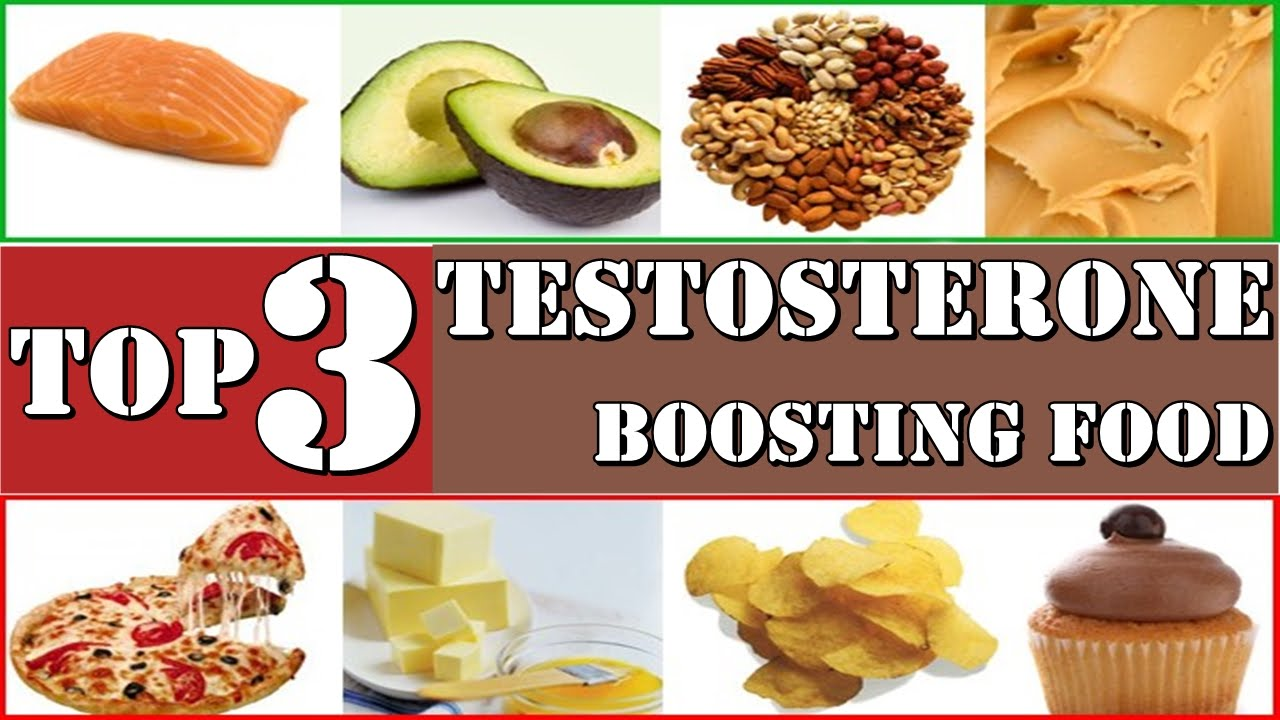 Top 3 Food that Increase TESTOSTERONE | (Guru Mann's top 3
