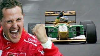 5 самых эмоциональных гонок Шумахера! С днём рождения, Михаэль!