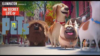 The Secret Life of Pets - Brian Lynch - Own it on Digital HD 11/22 on Blu-ray/DVD 12/6