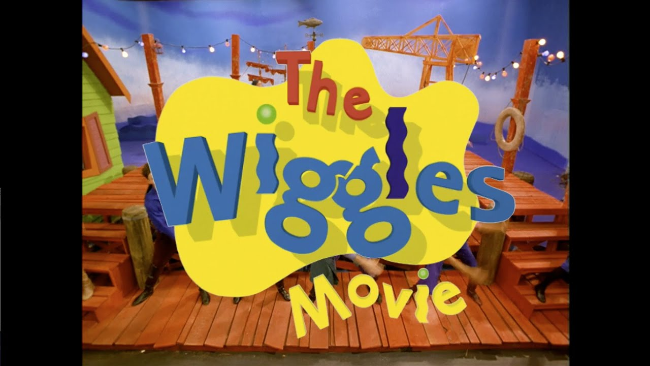Wiggles Wiggly Safari Trailer