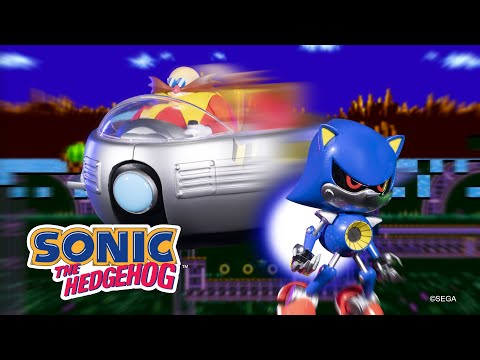 F4f Partnerships X Gnf Toyz Sonic The Hedgehog Boom8 Series Combo Pack 4 Product Trailer Youtube