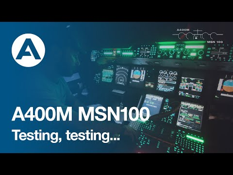 20. How to build an A400M - Testing, testing