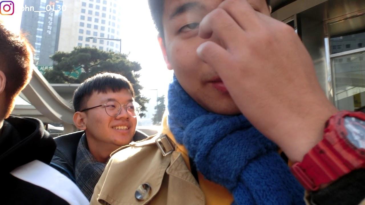 韓國vlog#4小諭要移民去韓國了?? 準備簽證一年去韓國囉 SEOUL VLOG (John小諭)
