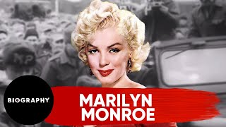 Marilyn Monroe - Hollywood Icon & Greatest Sex Symbol Of All Time | Mini Bio | BIO