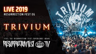 Trivium - In Waves (Live at Resurrection Fest EG 2019) (Viveiro, Spain)