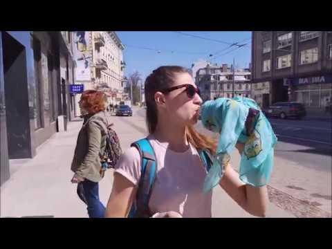 Шортшпроттрип'18 - путешествие по Прибалтике на машине.