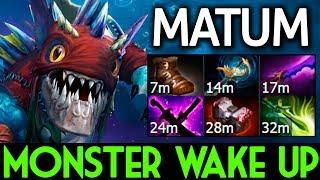 MATUMBAMAN Dota 2 [Slark] Monster Wake Up!!