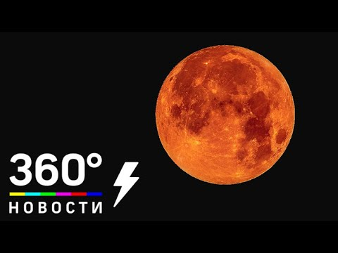 """Затмение и """"кровавую Луну"""" увидят россияне 21 января"""