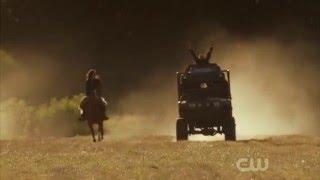 The 100 S03e01 Singing Violent Femmes Add It Up Car Scene