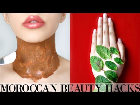 5 Moroccan/Arab Beauty Hacks You Need To Try