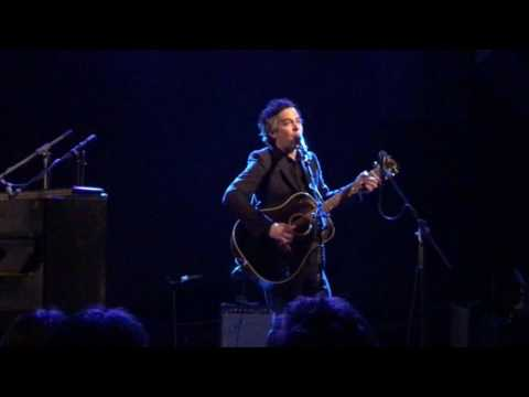 """Time Won't Wait"" - M. Ward - Live in Toronto @ The Great Hall 03-25-17"