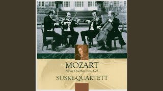 String Quartet No. 13 in D Minor, K. 173: I. Allegro ma molto moderato