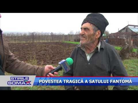 POVESTEA TRAGICA A SATULUI FANTOMA