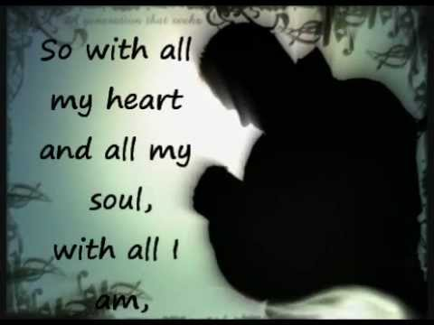 Search My Heart lyrics video -  with singers